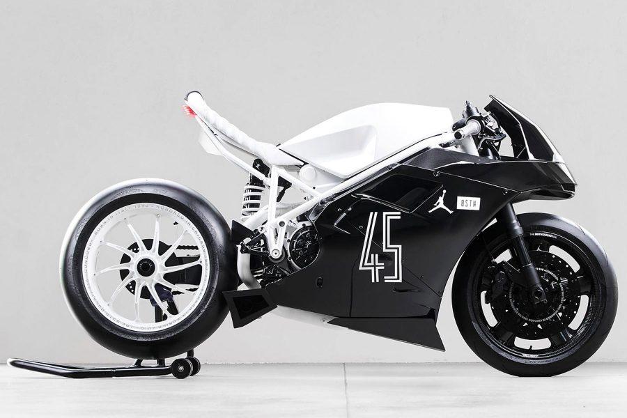 Jordan BSTN Ducati 961 Concord