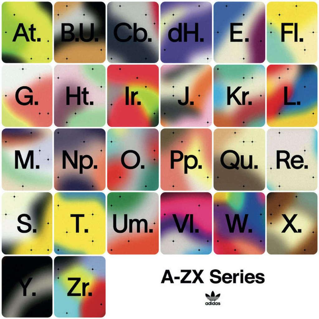 adidas a-zx visual