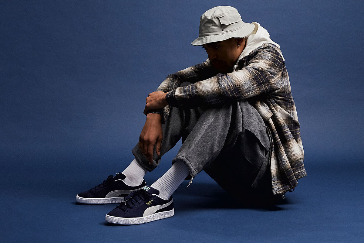 PUMA SUEDE CLASSIC XXI PACK   BSTN Chronicles