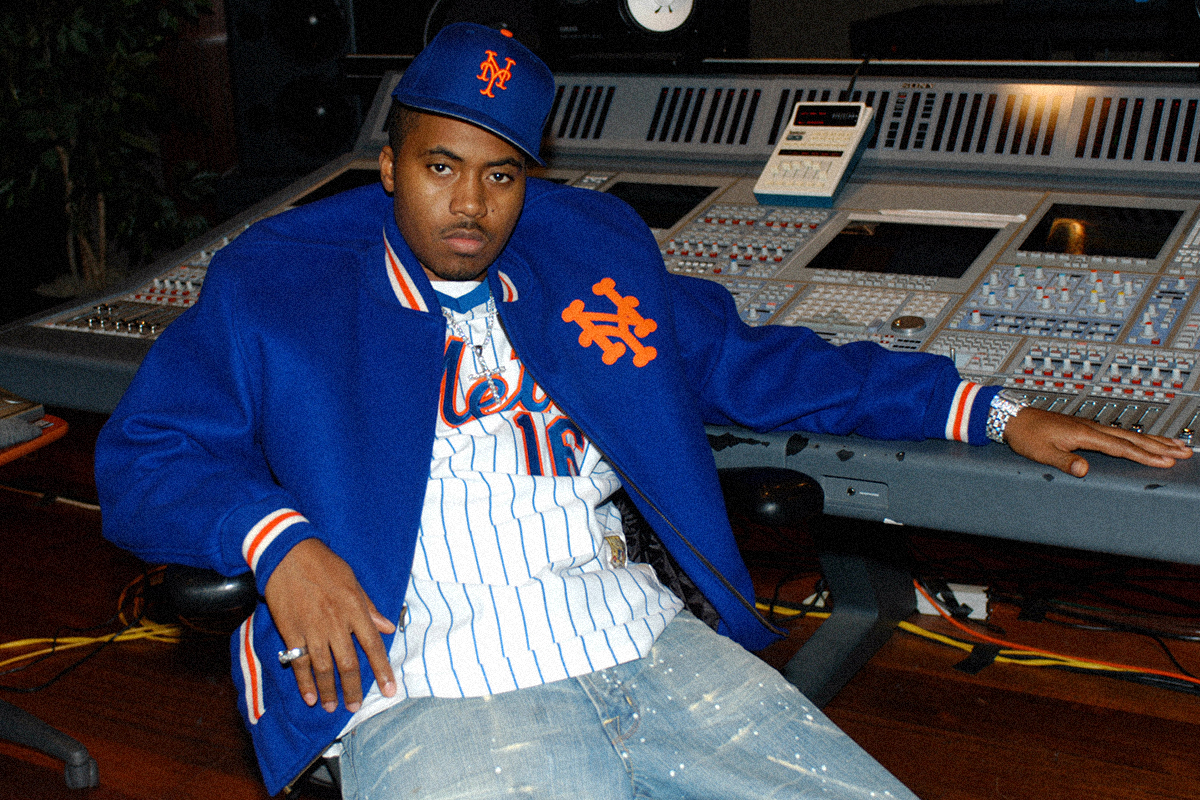 Grammy-winning rapper Nas. Photo by Carley Margolis/FilmMagic via Getty Images